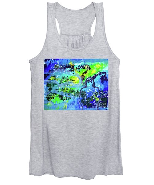 Journeyman Women's Tank Top