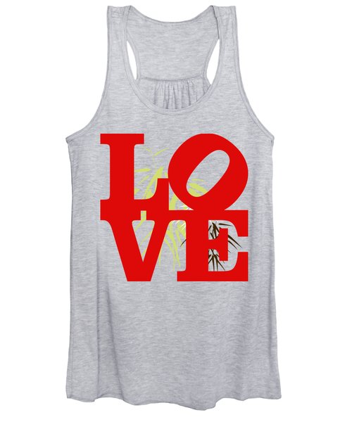 Jungle Love Tee Women's Tank Top