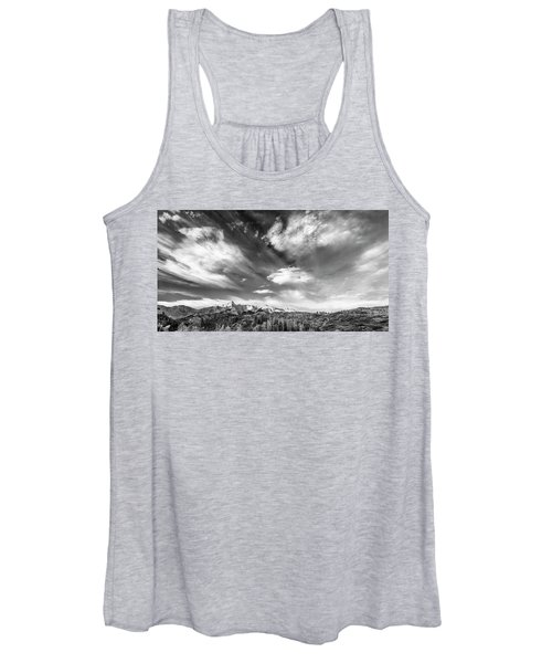 Just The Clouds Women's Tank Top