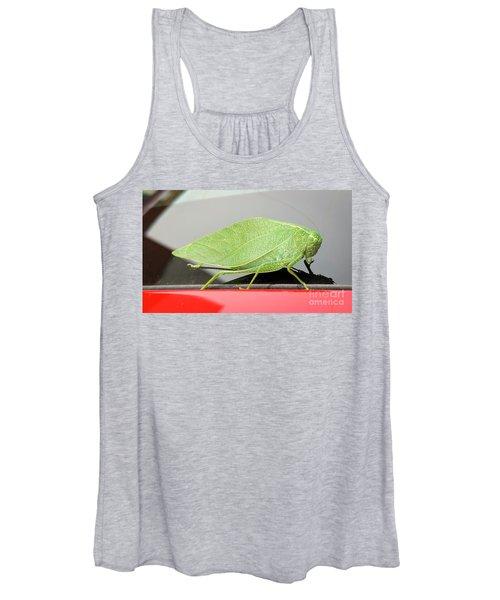 Katydids- Bush Crickets Women's Tank Top