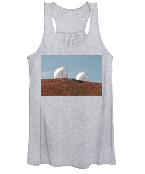 Keck 1 And Keck 2 Women's Tank Top