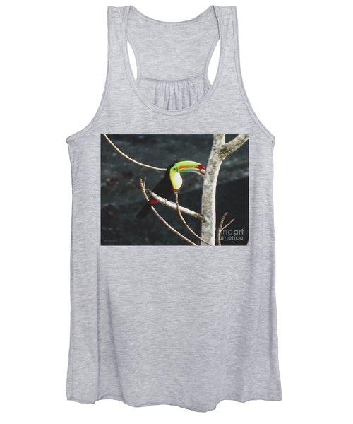 Keel-billed Toucan Women's Tank Top