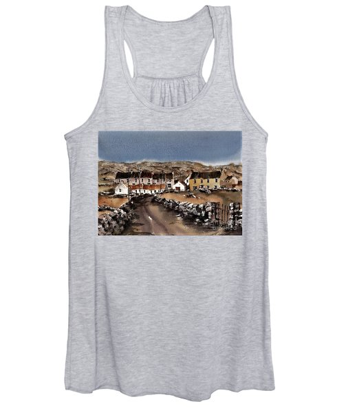 Kilmurvey Inishmore Aran Women's Tank Top