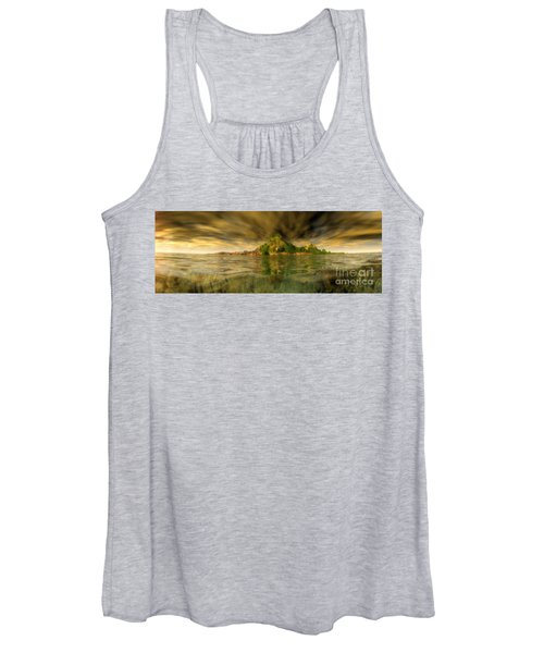 King Kongs Island Women's Tank Top
