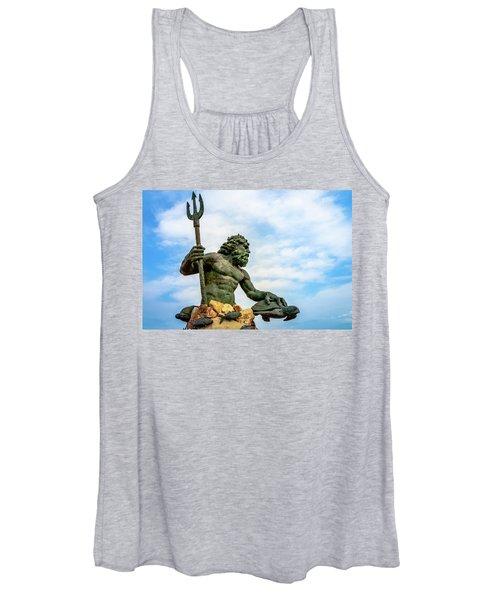 King Neptune Women's Tank Top
