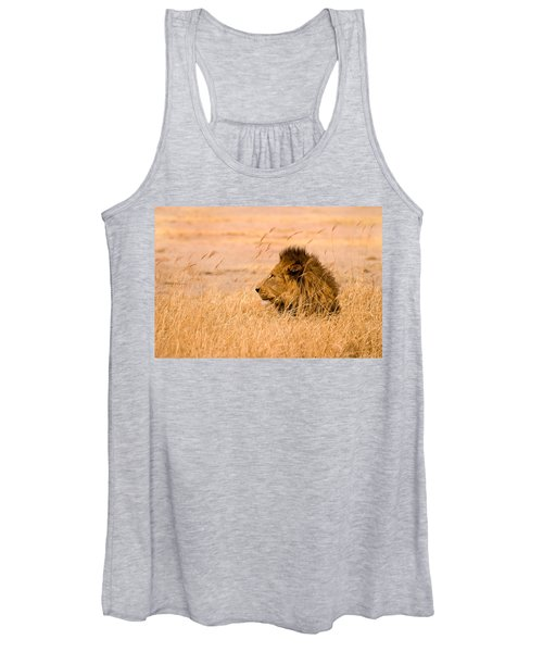 King Of The Pride Women's Tank Top