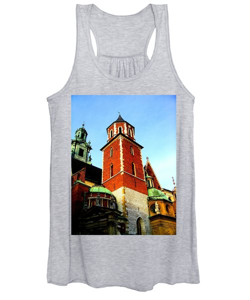 Krakow Poland Women's Tank Top