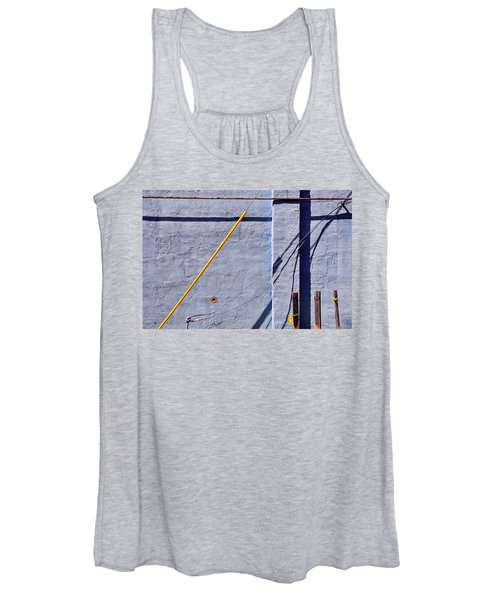 Krishna Blue Women's Tank Top