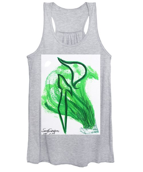 Kuf In The Reeds Women's Tank Top