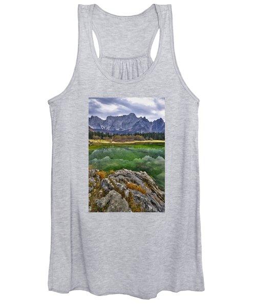 Lake Fusine Women's Tank Top