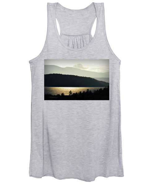 Lake Glimmer Women's Tank Top