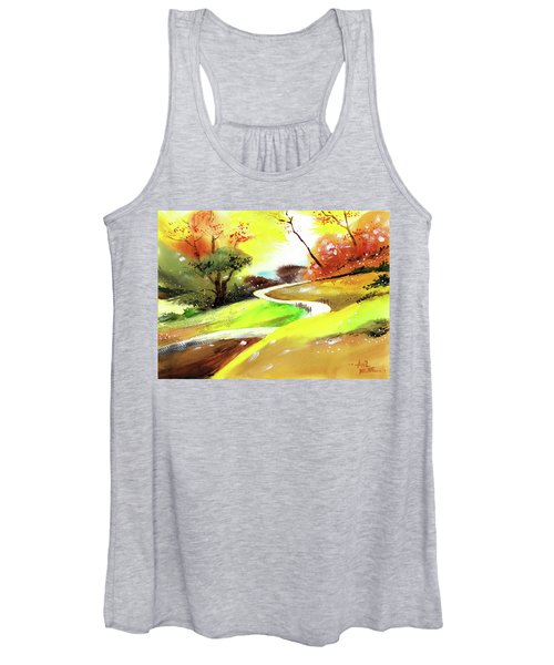 Landscape 6 Women's Tank Top
