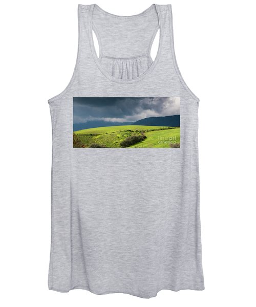 Landscape Aspromonte Women's Tank Top