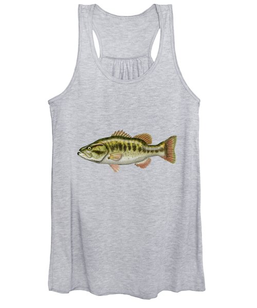Largemouth Bass Women's Tank Top