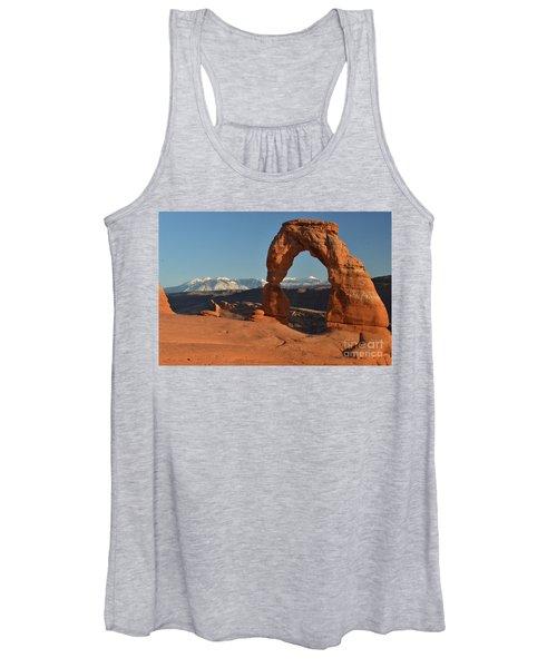 Lasals Framed Women's Tank Top