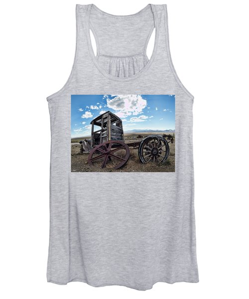 Last Stop Women's Tank Top