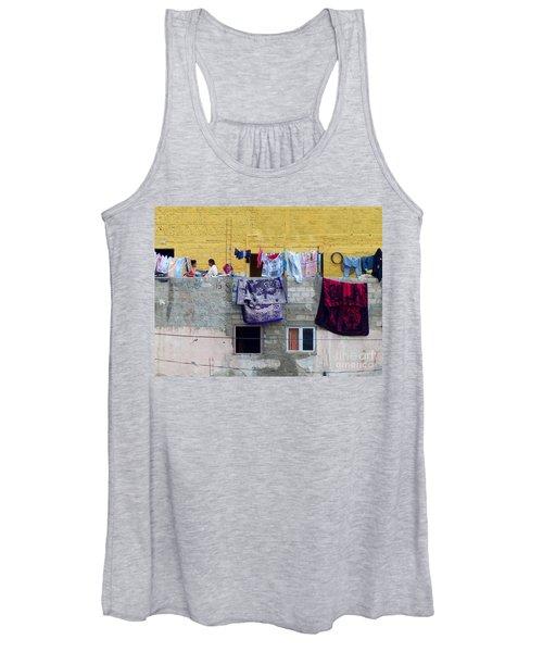 Laundry In Guanajuato Women's Tank Top