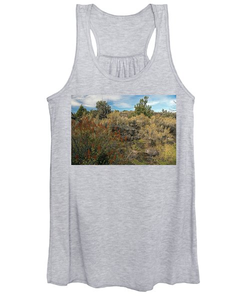 Lava Formations Women's Tank Top