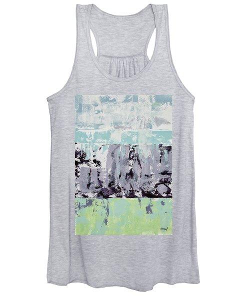 Lavender Landscape Women's Tank Top