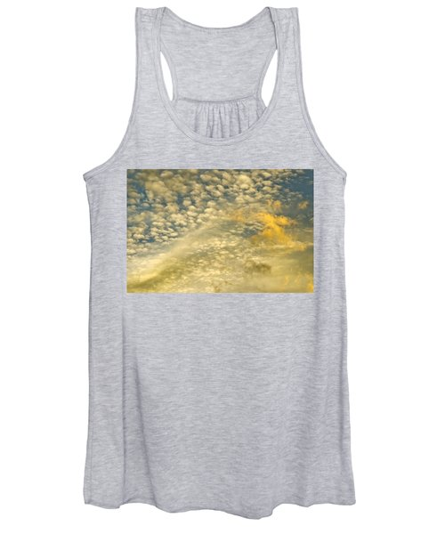 Layers Of Sky Women's Tank Top