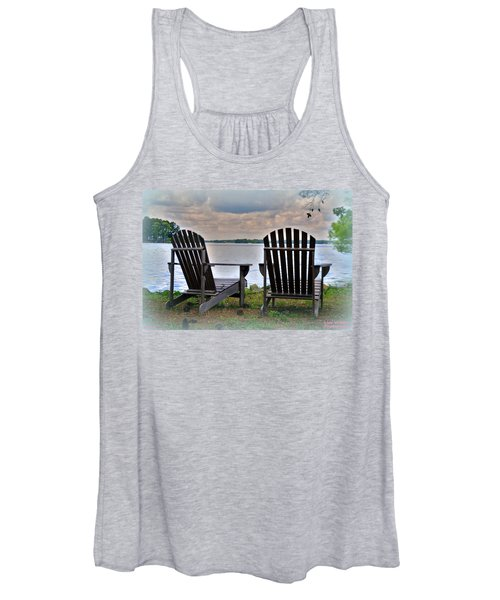 Lazy Afternoon Women's Tank Top