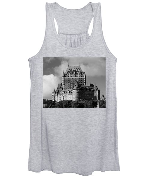Le Chateau Frontenac - Quebec City Women's Tank Top