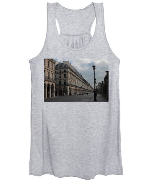 Le Meurice Hotel, Paris Women's Tank Top