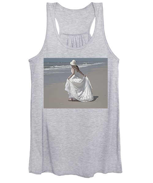 Learning To Fly Women's Tank Top