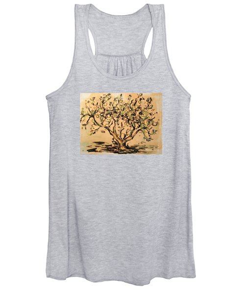 Lemon Tree Women's Tank Top