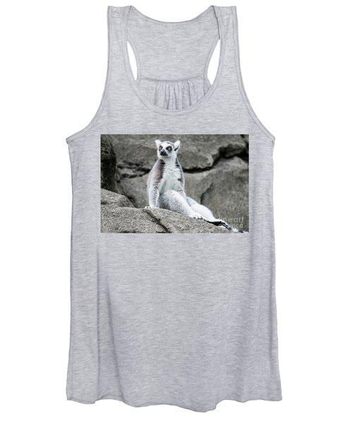 Lemur The Cutie Women's Tank Top