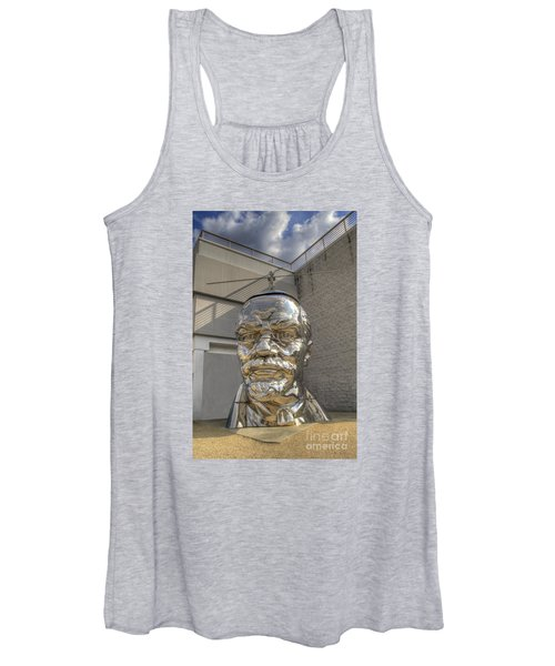Lenin On La Brea Women's Tank Top