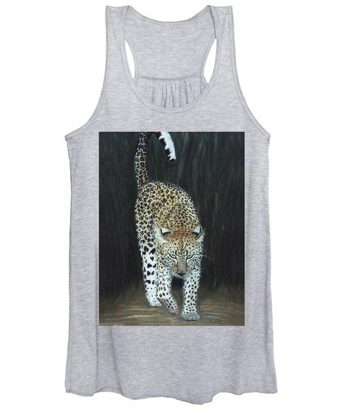 Leopard Women's Tank Top