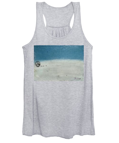 Let There Be Peace Women's Tank Top