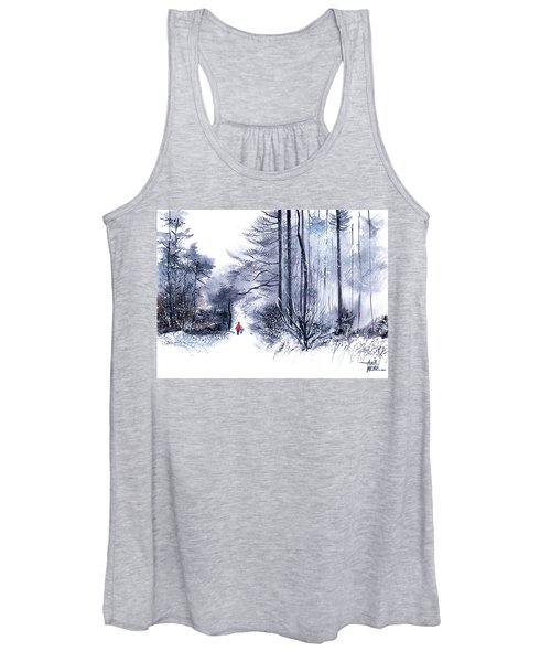 Let's Go For A Walk 2 Women's Tank Top