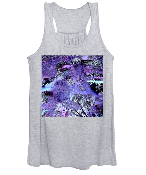 Life In The Ultra Violet Bush Of Ghosts  Women's Tank Top