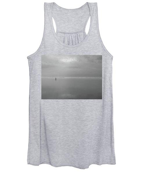 Life Is A Beach Women's Tank Top