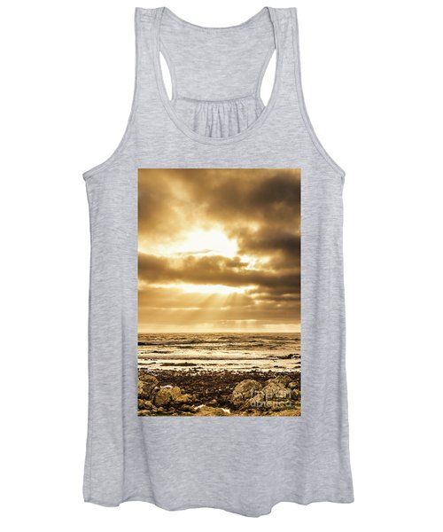 Light Of Dusk Women's Tank Top