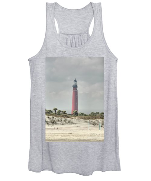 Lighthouse At Ponce Inlet Women's Tank Top