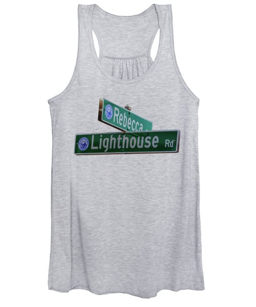 Lighthouse Road Women's Tank Top