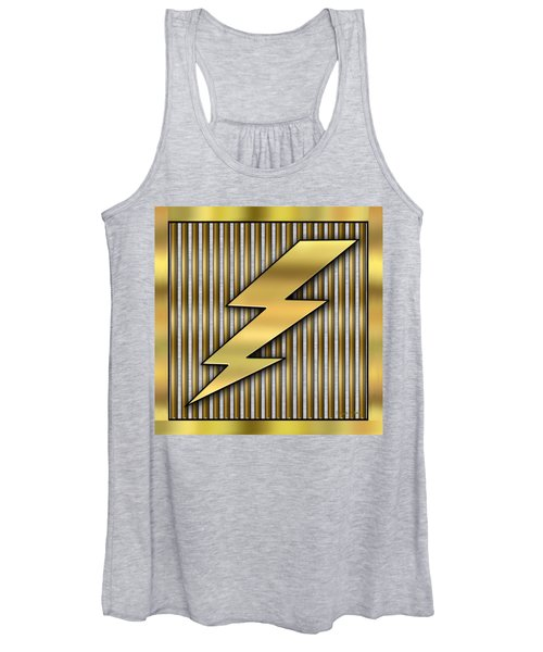 Lightning Bolt Women's Tank Top