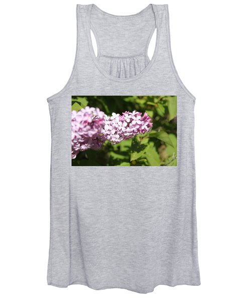 Women's Tank Top featuring the photograph Lilacs 5550 by Antonio Romero