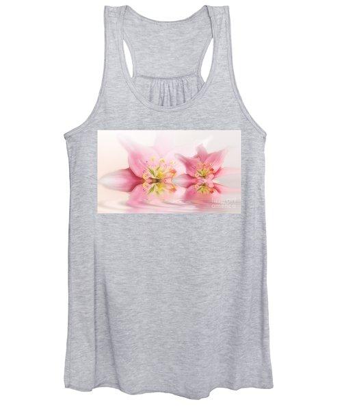Lilies Women's Tank Top