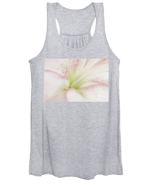 Lily Centered Women's Tank Top
