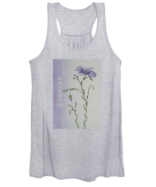 Linacea Women's Tank Top