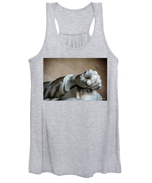 Lincoln's Left Hand Women's Tank Top
