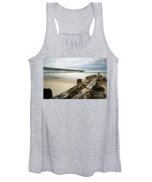 Lines Women's Tank Top