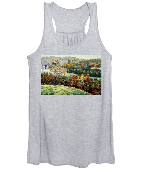 Linganore Dew Women's Tank Top