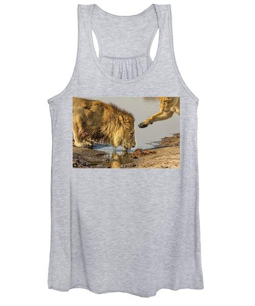 Lion Affection Women's Tank Top