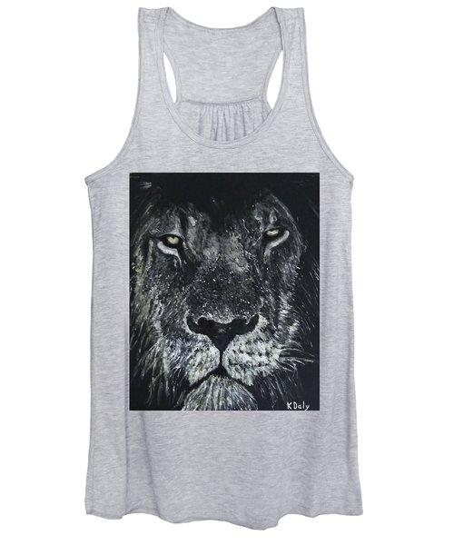 Lion Women's Tank Top