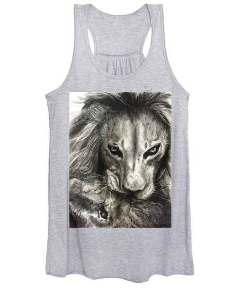 Lion's World Women's Tank Top
